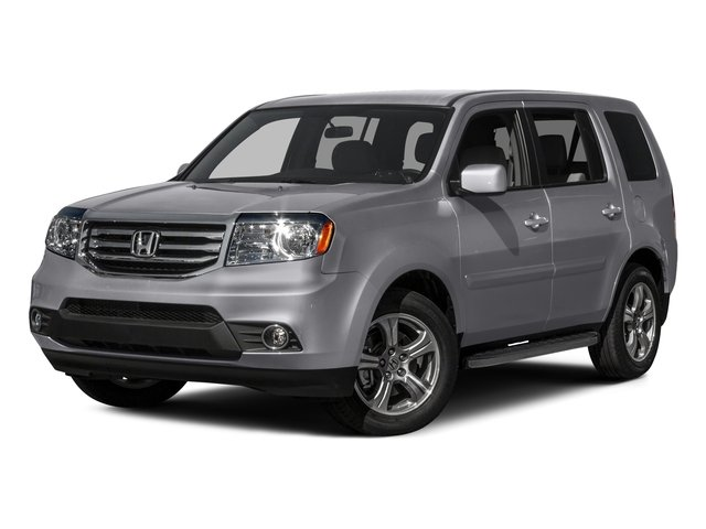 2015 Honda Pilot EX Four Wheel Drive LockingLimited Slip Differential Tow Hitch Power Steering