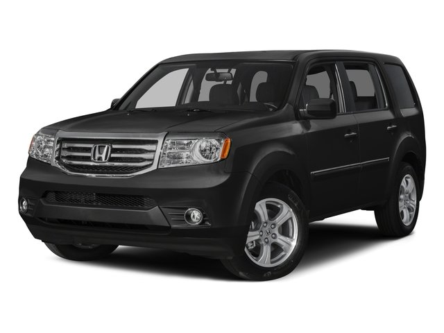 2015 Honda Pilot EX-L Four Wheel Drive LockingLimited Slip Differential Tow Hitch Power Steerin