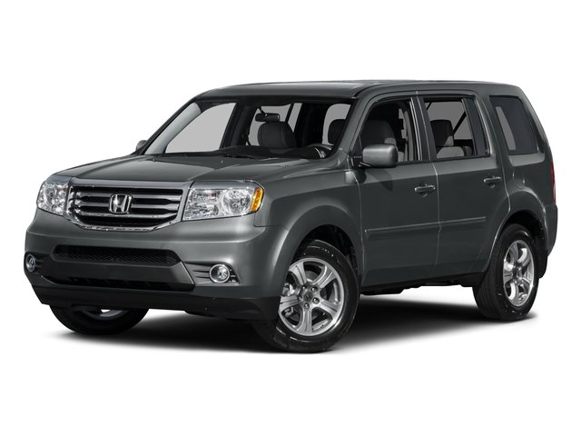 2015 Honda Pilot SE Front Wheel Drive Tow Hitch Power Steering ABS 4-Wheel Disc Brakes Brake A