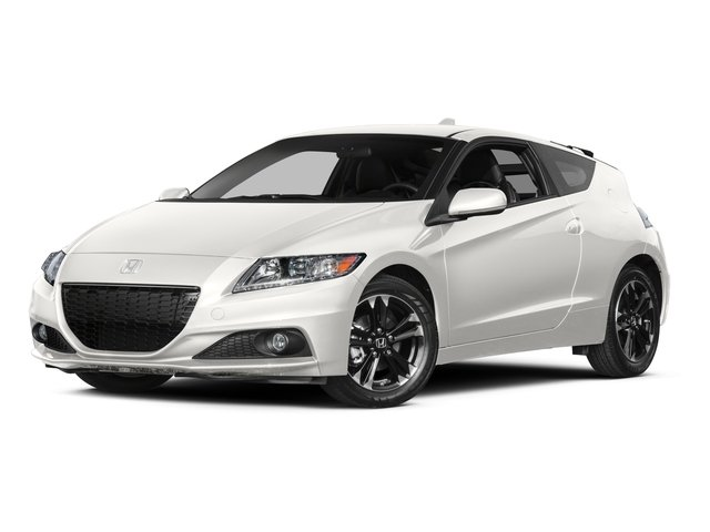 2015 Honda CR-Z EX Front Wheel Drive Power Steering ABS 4-Wheel Disc Brakes Brake Assist Alumi