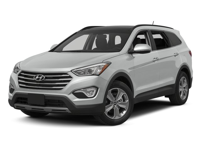 2015 Hyundai Santa Fe Limited All Wheel Drive Power Steering ABS 4-Wheel Disc Brakes Brake Assi