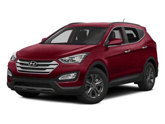 2015 Hyundai Santa Fe Sport 20L Turbo Turbocharged All Wheel Drive Power Steering ABS 4-Wheel