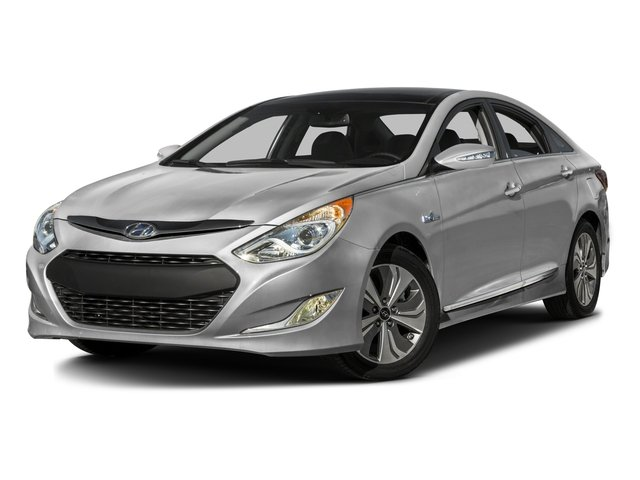 2015 Hyundai Sonata Hybrid Hybrid Limited Sedan 4D Front Wheel Drive Power Steering ABS 4-Wheel