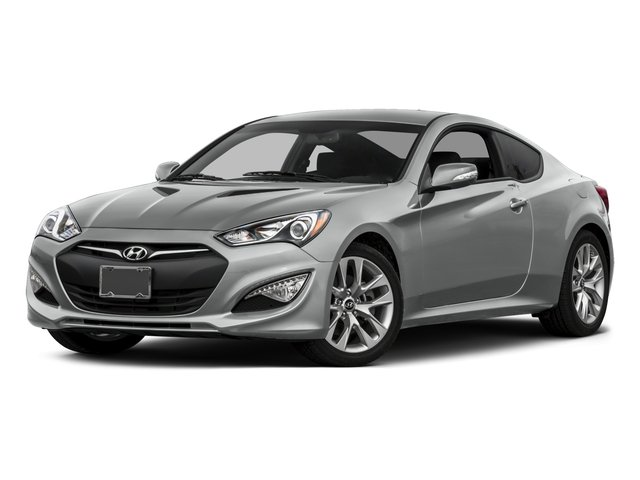 2015 Hyundai Genesis Coupe 38L R-Spec CARGO NET BLACKBLACK  LEATHER BOLSTERCLOTH INSERT SEATING