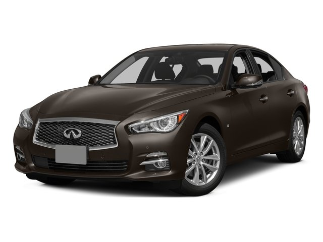 Used 2015 INFINITI Q50 in Milford, CT