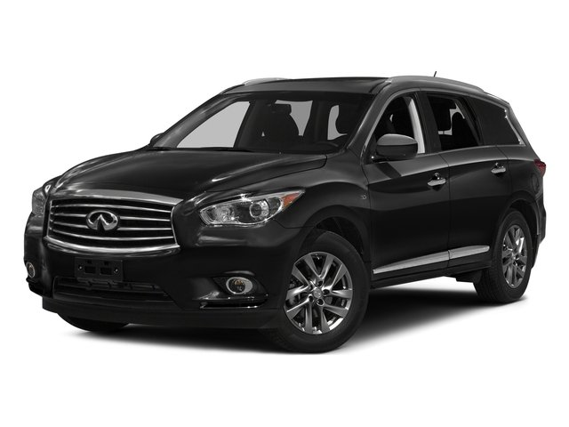 2015 Infiniti QX60 35 Sport Utility 4D Front Wheel Drive Power Steering ABS 4-Wheel Disc Brakes