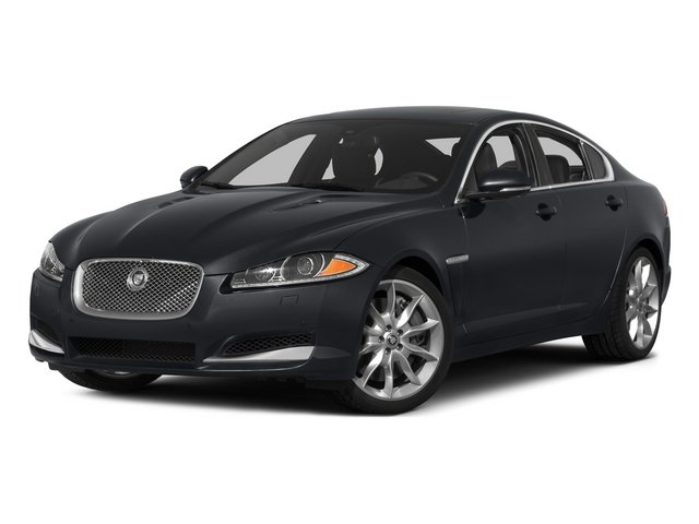 2015 Jaguar XF V6 Portfolio Supercharged Rear Wheel Drive Power Steering ABS 4-Wheel Disc Brake