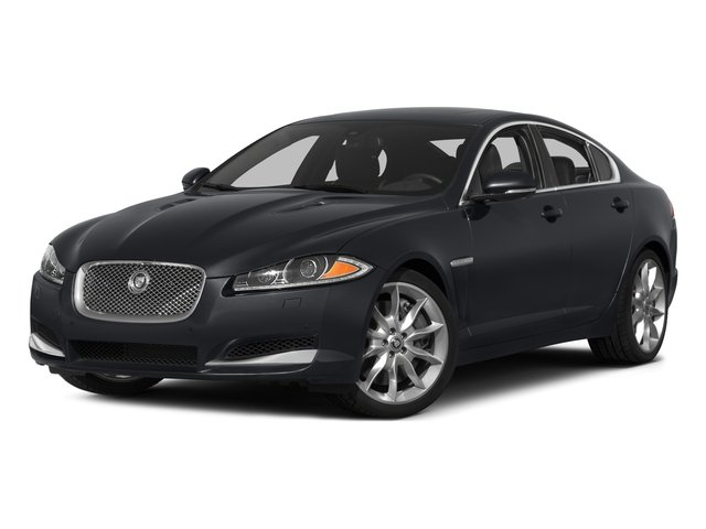2015 Jaguar XF V6 Sport Supercharged Rear Wheel Drive Power Steering ABS 4-Wheel Disc Brakes B