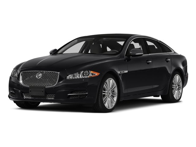 2015 Jaguar XJ 4DR SDN R-SPORT A Supercharged All Wheel Drive Air Suspension Active Suspension