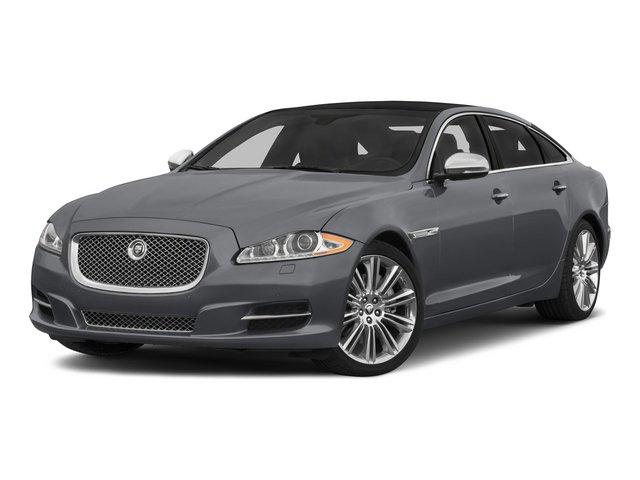 2015 Jaguar XJ XJL Portfolio Supercharged Rear Wheel Drive Air Suspension Active Suspension Pow