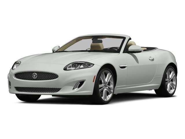 2015 Jaguar XK  Rear Wheel Drive Active Suspension Power Steering ABS 4-Wheel Disc Brakes Brak