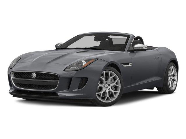 2015 Jaguar F-TYPE V6 Supercharged Rear Wheel Drive Power Steering ABS 4-Wheel Disc Brakes Bra
