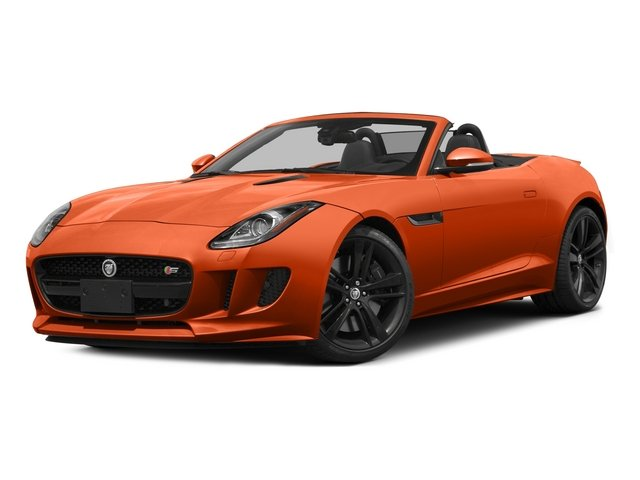 2015 Jaguar F-TYPE V8 S Supercharged Rear Wheel Drive Active Suspension Power Steering ABS 4-W