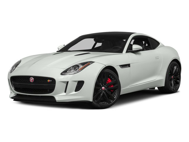 2015 Jaguar F-TYPE V8 R Supercharged Rear Wheel Drive Active Suspension Power Steering ABS 4-W