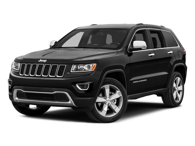 2015 Jeep Grand Cherokee Limited TRANSMISSION 8-SPEED AUTOMATIC 845RE  STD BRILLIANT BLACK CR