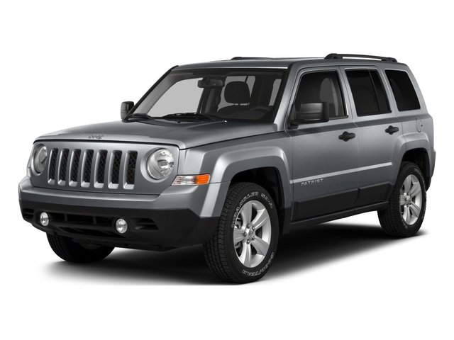 2015 Jeep Patriot Sport SUV 4D Front Wheel Drive Power Steering ABS Front DiscRear Drum Brakes