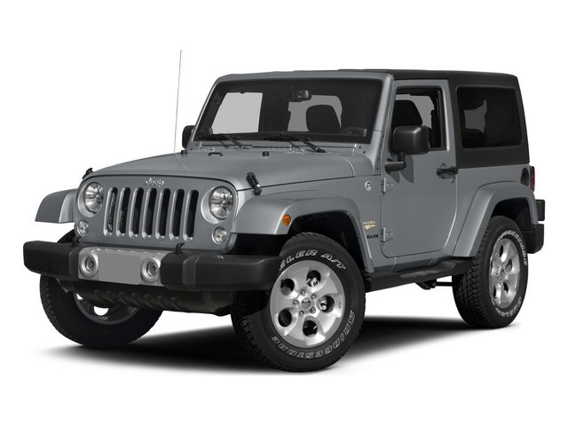 2015 Jeep Wrangler Sahara Four Wheel Drive Power Steering ABS 4-Wheel Disc Brakes Brake Assist
