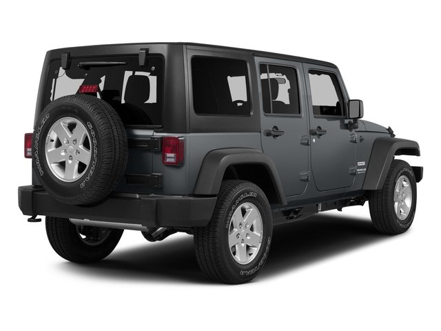 Used 2015 Jeep Wrangler Unlimited in Hoover, AL