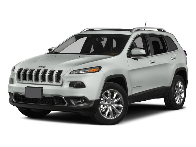 2015 Jeep Cherokee Latitude Four Wheel Drive Power Steering ABS 4-Wheel Disc Brakes Brake Assis