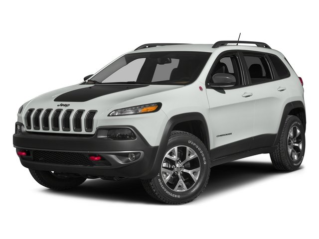 2015 Jeep Cherokee Trailhawk WHEELS 17 X 75 ALUMINUM  STD QUICK ORDER PACKAGE 27E  -inc Eng