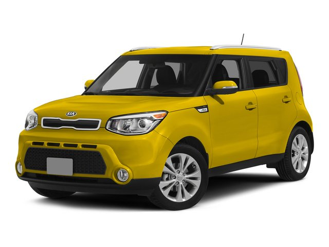 2015 Kia Soul Base Front Wheel Drive Power Steering ABS 4-Wheel Disc Brakes Brake Assist Alumi