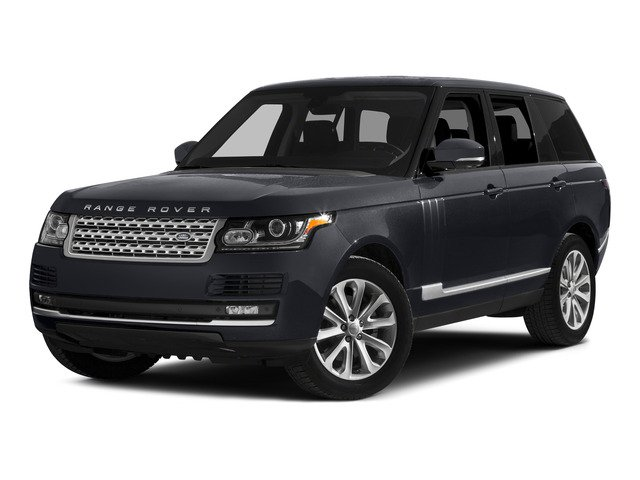 2015 Land Rover Range Rover HSE Supercharged Four Wheel Drive Air Suspension Active Suspension