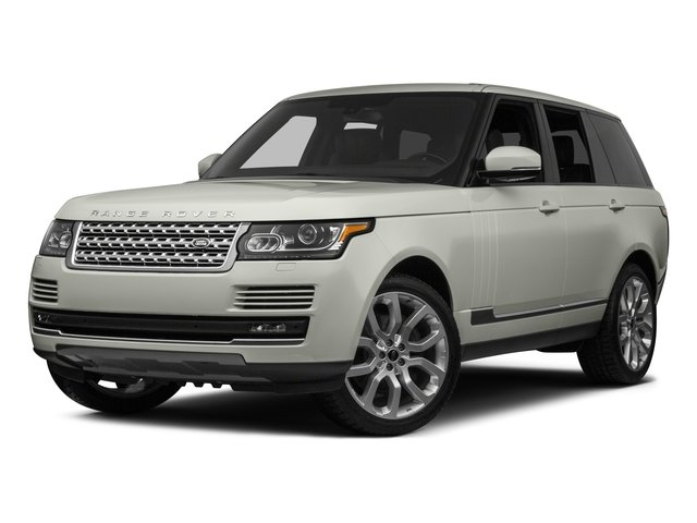 2015 Land Rover Range Rover Supercharged Supercharged Four Wheel Drive Air Suspension Active Sus
