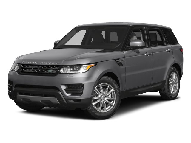 2015 Land Rover Range Rover Sport HSE Supercharged Four Wheel Drive Power Steering Air Suspensio