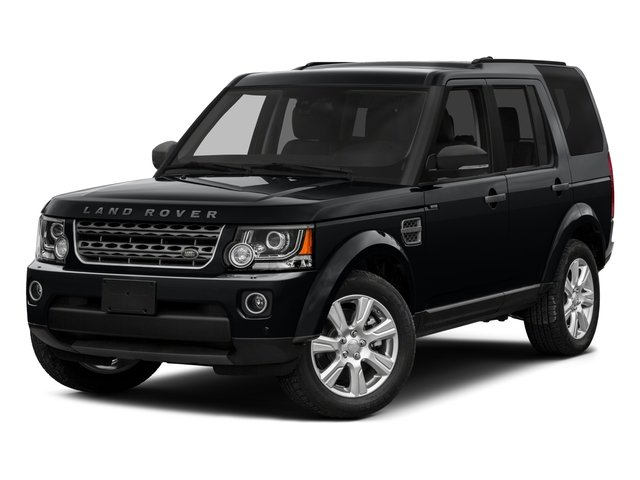 2015 Land Rover LR4 HSE Supercharged Four Wheel Drive Power Steering Air Suspension ABS 4-Whee