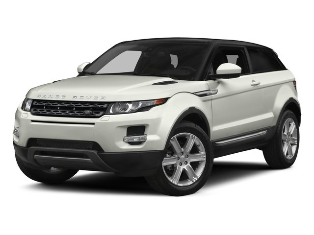 2015 Land Rover Range Rover Evoque Pure Plus Turbocharged Four Wheel Drive Power Steering ABS 4