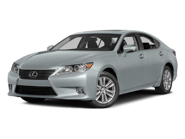 2015 Lexus ES 350 350 Front Wheel Drive Power Steering ABS 4-Wheel Disc Brakes Brake Assist Al