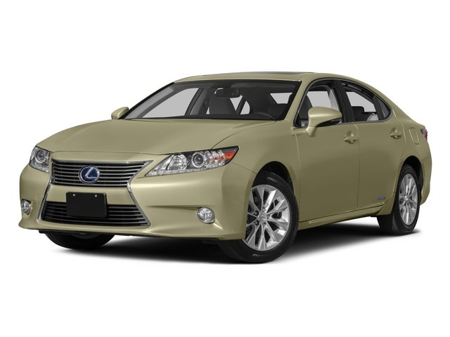 2015 Lexus ES 300h Hybrid Front Wheel Drive Power Steering ABS 4-Wheel Disc Brakes Brake Assist