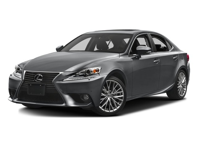 2015 Lexus IS 250 Crafted Line Rear Wheel Drive Power Steering ABS 4-Wheel Disc Brakes Brake As
