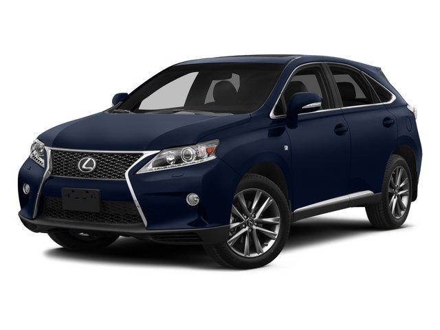 2015 Lexus RX 350 F Sport All Wheel Drive Power Steering ABS 4-Wheel Disc Brakes Brake Assist