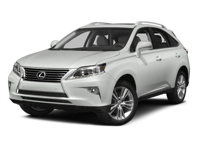 2015 Lexus RX 450h 450h All Wheel Drive Power Steering ABS 4-Wheel Disc Brakes Brake Assist Al