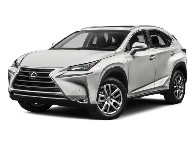 2015 Lexus NX 200t 4X2 Turbocharged Front Wheel Drive Power Steering ABS 4-Wheel Disc Brakes B