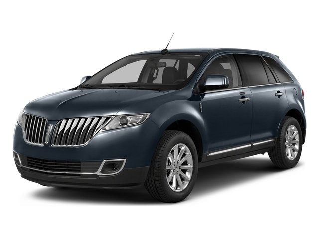 2015 Lincoln MKX  All Wheel Drive Power Steering ABS 4-Wheel Disc Brakes Brake Assist Aluminum
