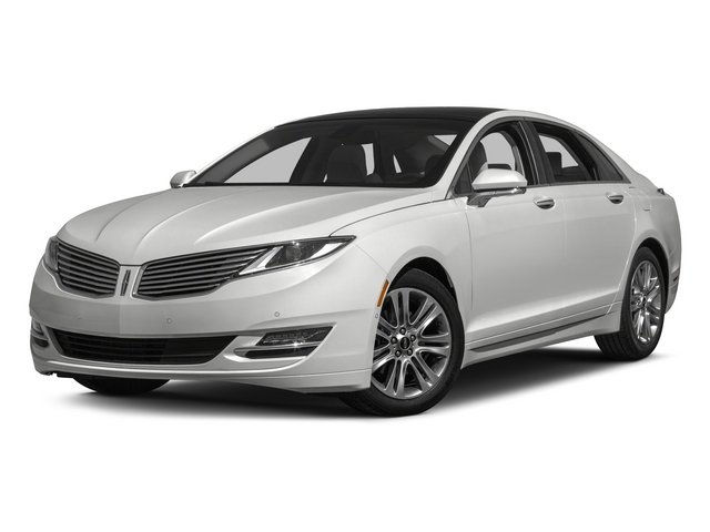 2015 Lincoln MKZ 4dr Sdn AWD Turbocharged All Wheel Drive Active Suspension Power Steering ABS