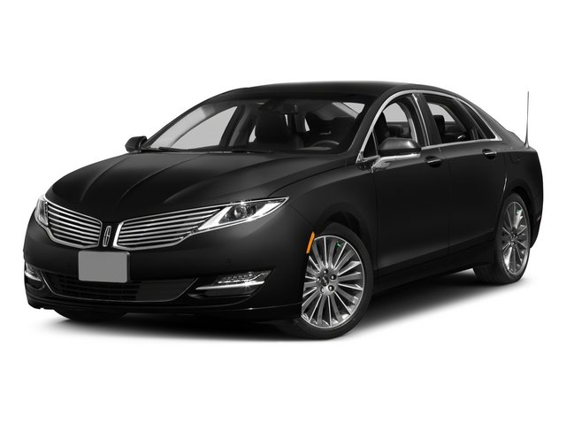 2015 Lincoln MKZ Hybrid Front Wheel Drive Active Suspension Power Steering ABS 4-Wheel Disc Bra