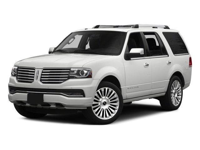 2015 Lincoln Navigator  Turbocharged Rear Wheel Drive Tow Hitch Power Steering ABS 4-Wheel Dis