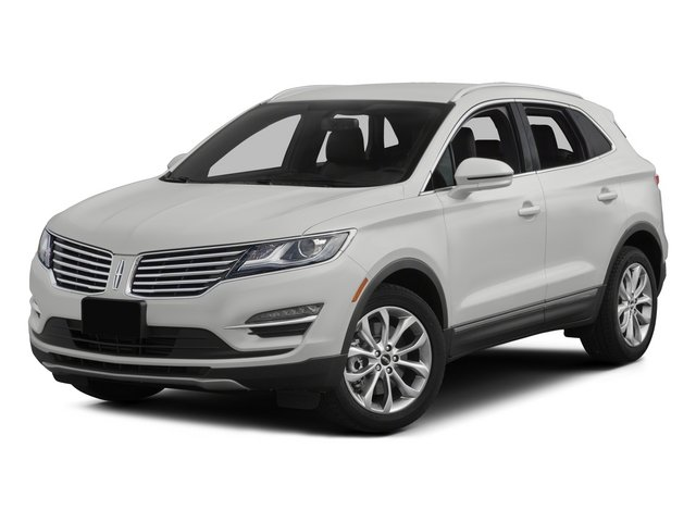 2015 Lincoln MKC 4DR AWD ENGINE 20L ECOBOOST  STD Turbocharged All Wheel Drive Active Suspen
