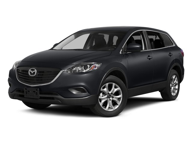 2015 Mazda CX-9 Touring All Wheel Drive Power Steering ABS 4-Wheel Disc Brakes Brake Assist Al