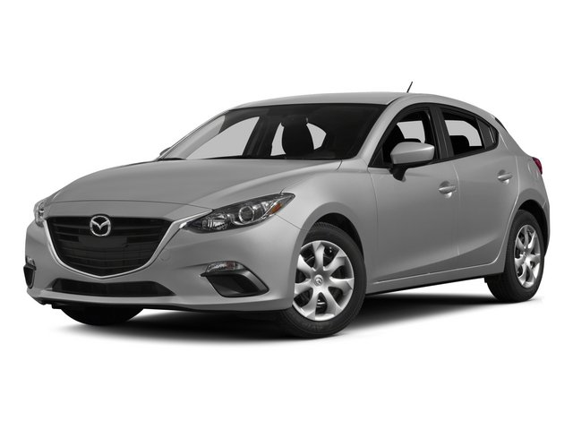 2015 Mazda Mazda3 s Touring Front Wheel Drive Power Steering ABS 4-Wheel Disc Brakes Brake Assi