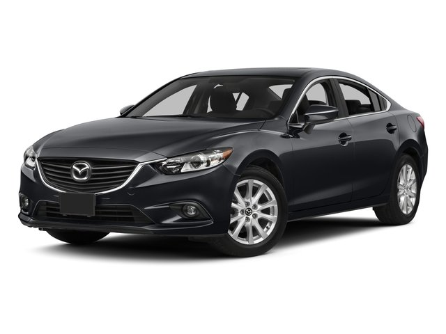 2015 Mazda Mazda6 i Grand Touring Front Wheel Drive Power Steering ABS 4-Wheel Disc Brakes Brak
