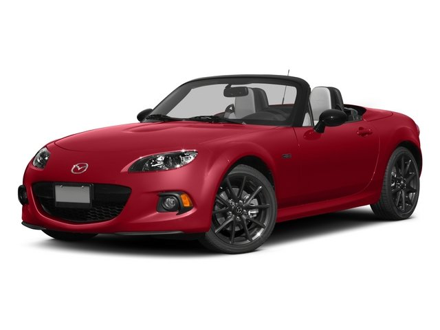 2015 Mazda MX-5 Miata 25th Anniversary Edition Rear Wheel Drive Power Steering ABS 4-Wheel Disc