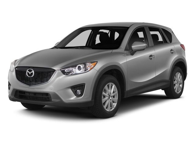 2015 Mazda CX-5 Touring All Wheel Drive Power Steering ABS 4-Wheel Disc Brakes Brake Assist Al