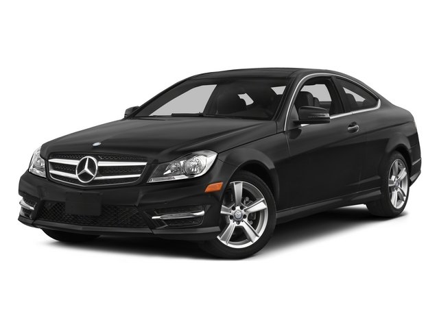 2015 Mercedes C-Class C 250 Turbocharged Rear Wheel Drive Power Steering ABS 4-Wheel Disc Brake