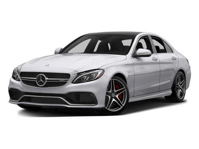 2015 Mercedes C-Class AMG C 63 S Turbocharged Rear Wheel Drive Active Suspension Power Steering