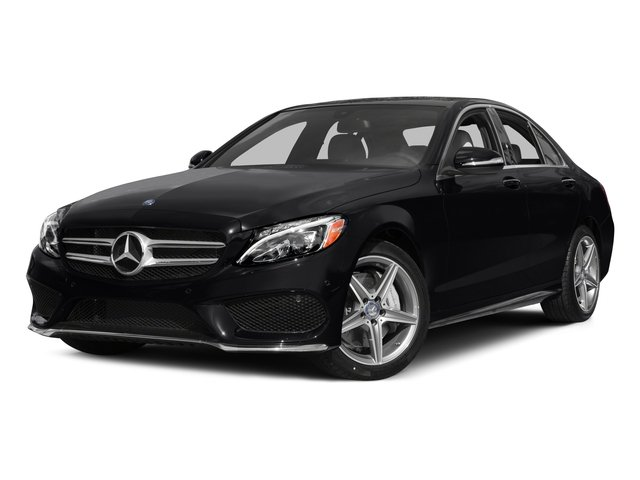 2015 Mercedes C-Class C 300 Turbocharged All Wheel Drive Power Steering ABS 4-Wheel Disc Brakes