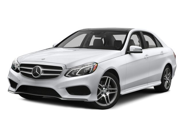 2015 Mercedes-Benz E-Class E350 4MATIC Luxury